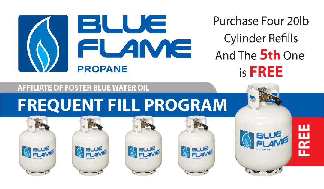 Blue Flame Propane: Richmond, MI: Propane Delivery, Heating